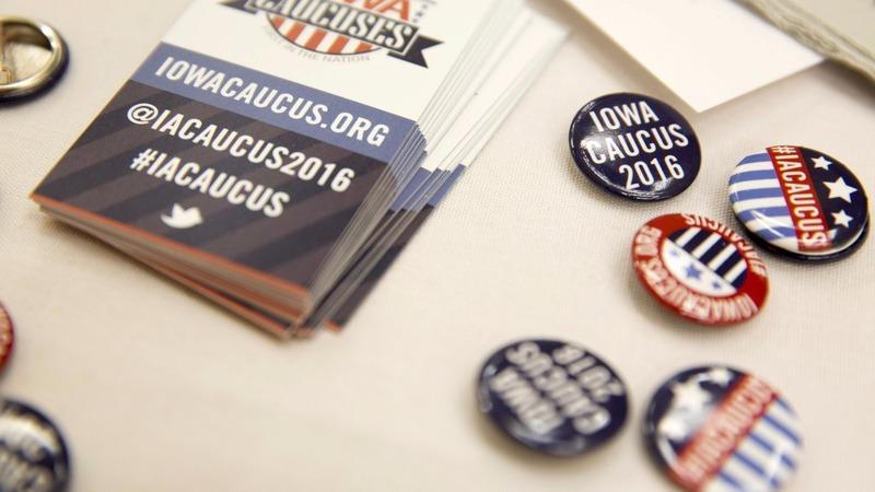 VERBATIM: GOP candidates make last push before Iowa caucus
