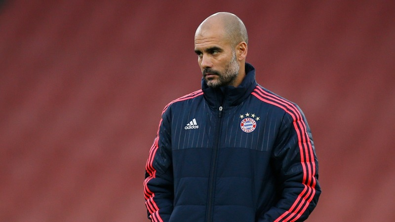 Guardiola to manage Man City from July