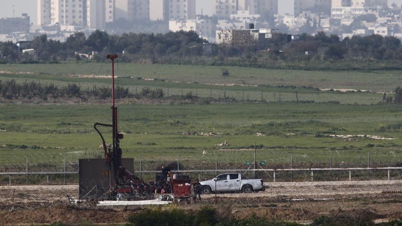 Israelis fear Hamas is tunneling beneath them