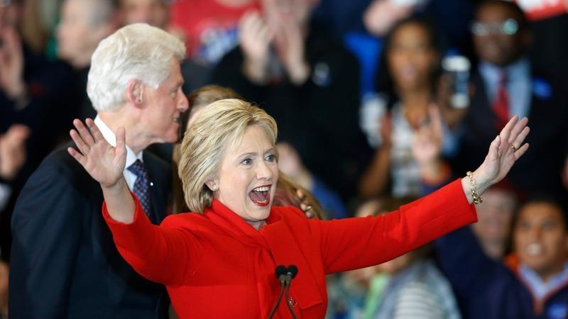 VERBATIM: Clinton's 'unbelievable night' in Iowa