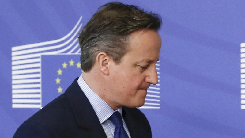 Cameron's headline humbling on EU deal