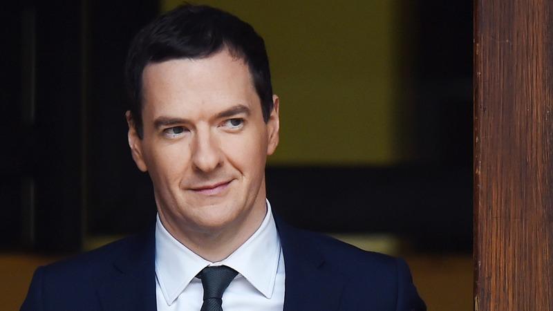 VERBATIM: Osborne wants 'the deal done'