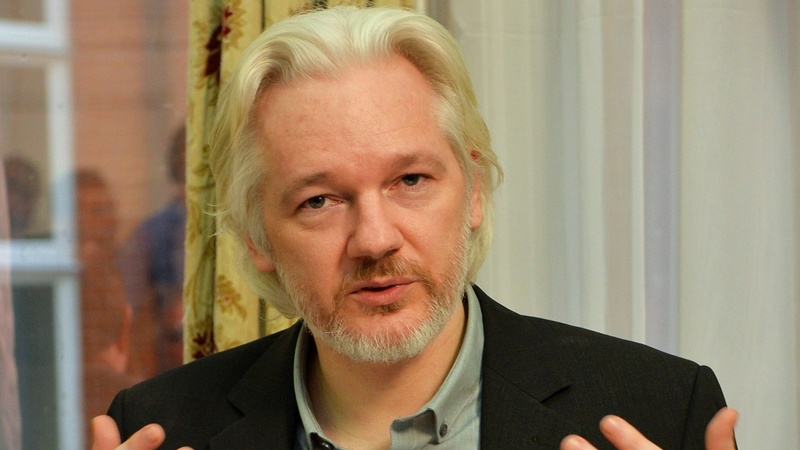 Assange accepts arrest if he loses U.N. case