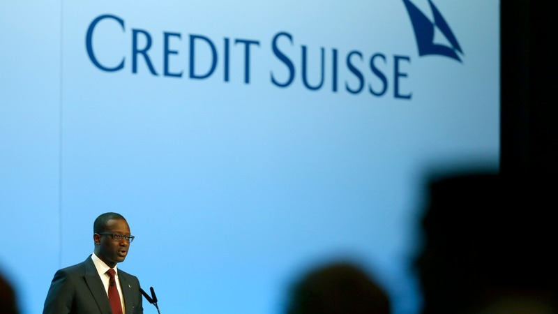Credit Suisse's first FY loss since '08