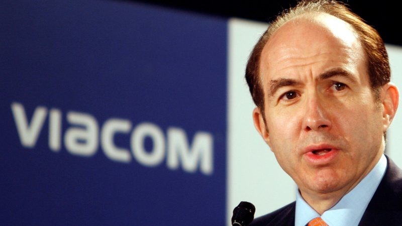 Viacom drama intensifies after Redstone's exit