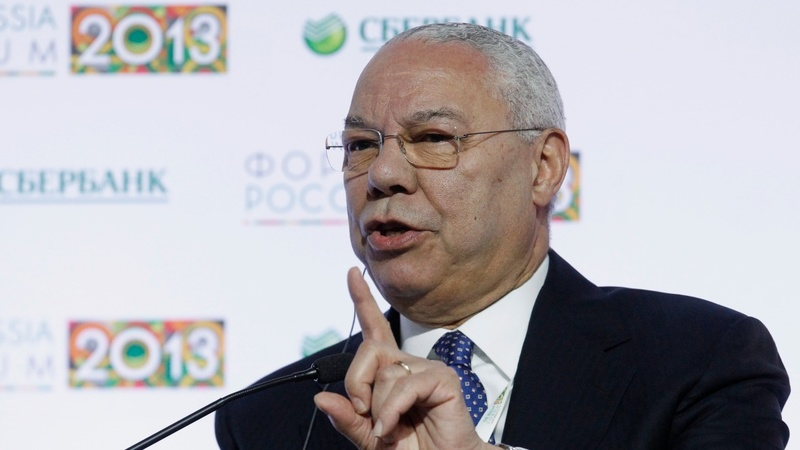 Powell, Rice had classified info in private email