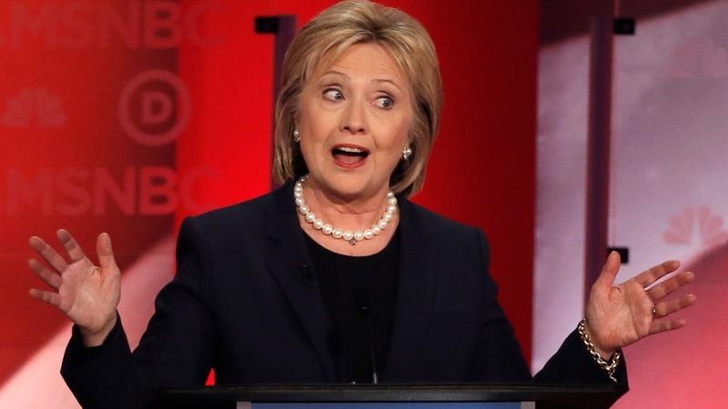 """Clinton slams Sanders for """"artful smear"""""""