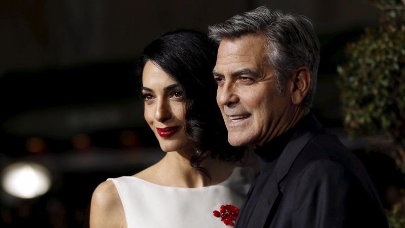 VERBATIM: Clooney recounts wedding proposal