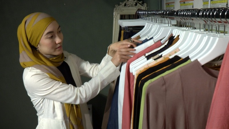 Brit to launch high street Muslim fashion