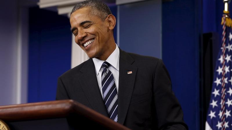 VERBATIM: Obama says jobs report 'inconvenient' for critics
