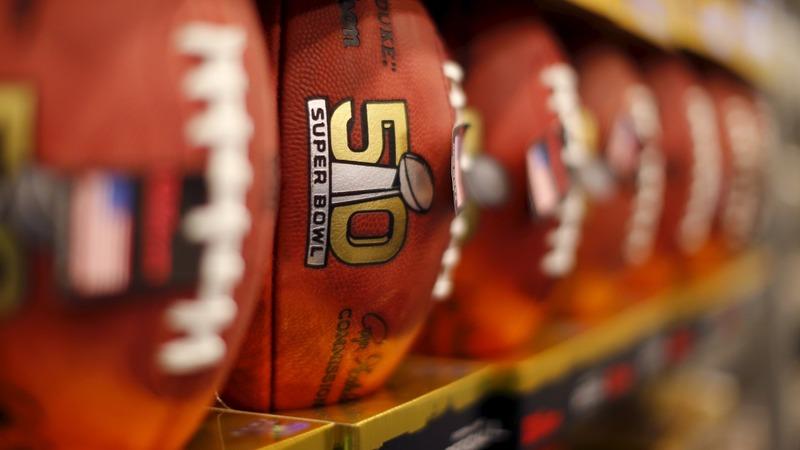 Super Bowl goes super high-tech