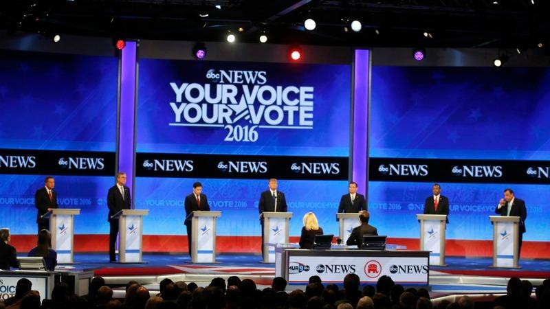 VERBATIM: Rubio, Christie clash at NH debate
