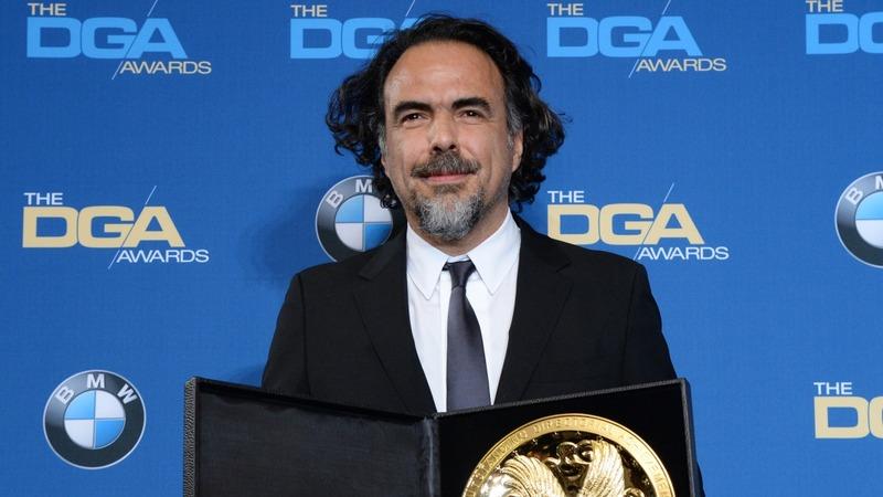 VERBATIM: Inarritu takes top prize at DGA awards