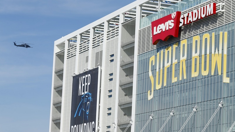 Tight security as Super Bowl 50 gets underway