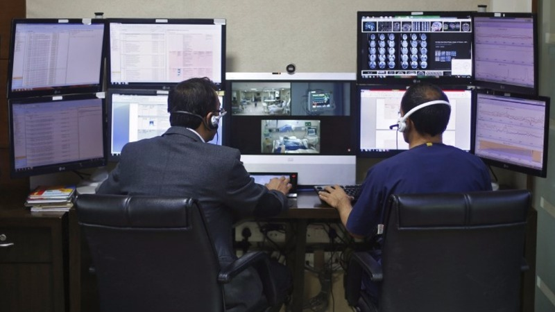 India brings the ICU to the doctor