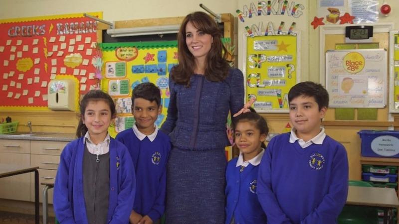 VERBATIM: Duchess supports mental health