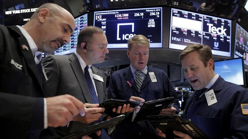 Rattled investors send tech stocks plunging