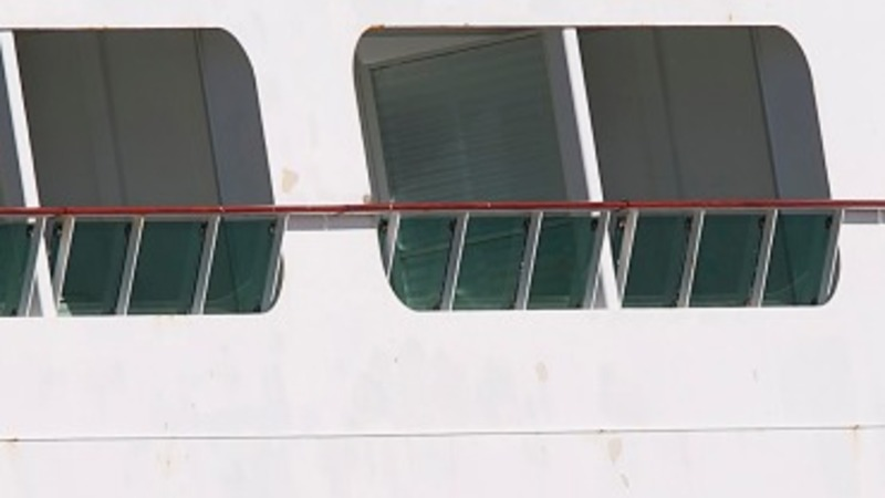 Cruise ship in extreme weather returns early