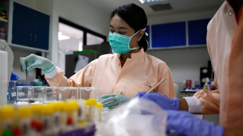 Indonesia tests bacteria to take on Zika