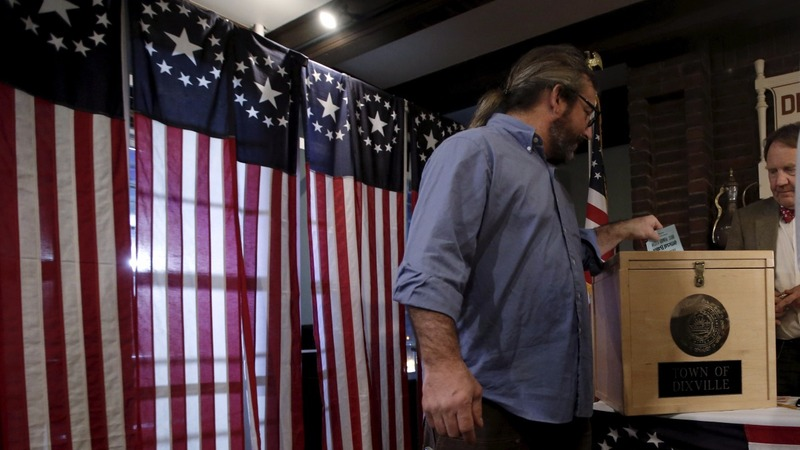 Voters hit the polls in high stakes N.H.