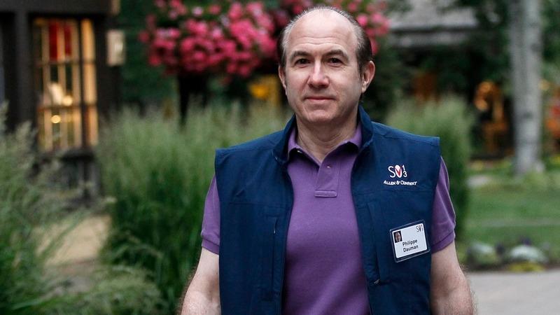 Viacom stock drops, CEO hits out at critics