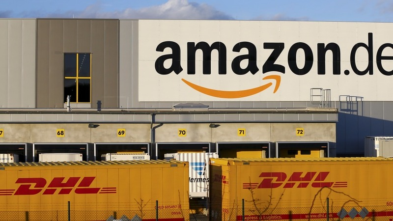 Amazon logistics – stepping up the pressure