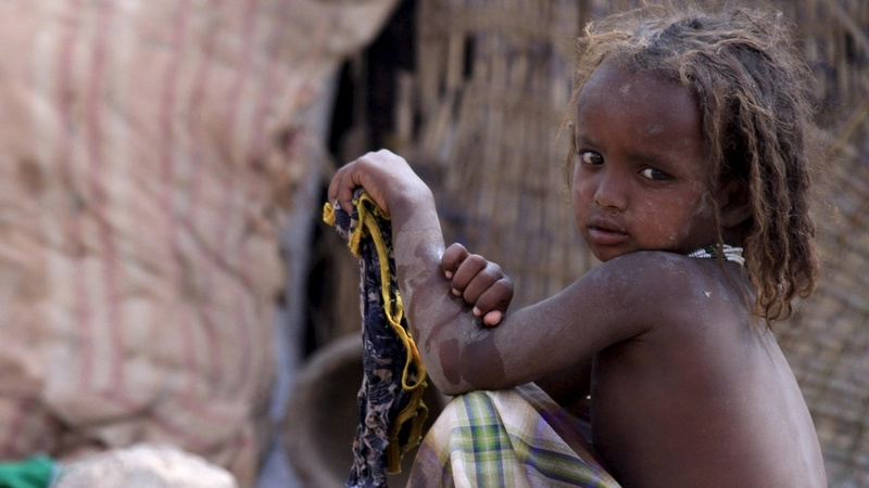 Food aid running out in Ethiopia