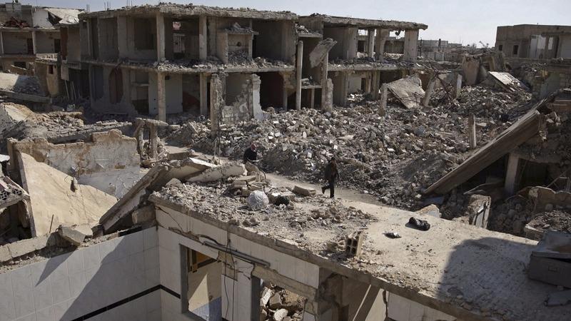VERBATIM: Syrian rebels urge action