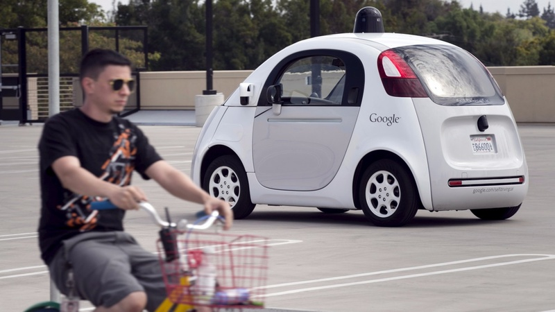 Google's self-driving cars get a boost