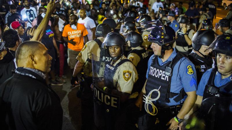 VERBATIM: DOJ sues Ferguson, Missouri over police reforms