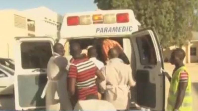 Female suicide bombers kill 60 in Nigeria