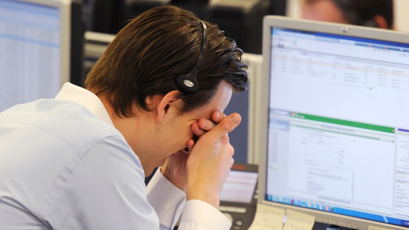 'Hated' British bankers face stress epidemic