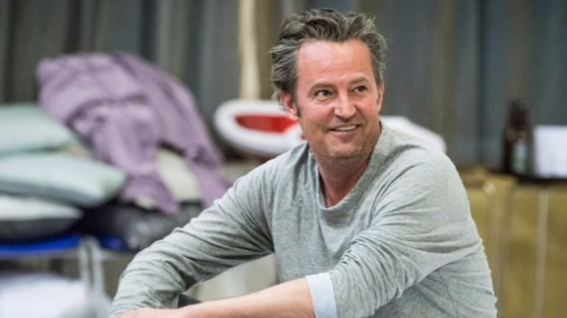 VERBATIM: Matthew Perry's West End show