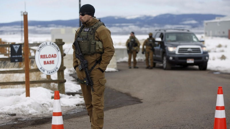 Oregon occupiers set to surrender