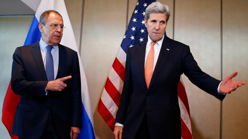 Kerry wants 'all or nothing' truce on Syria