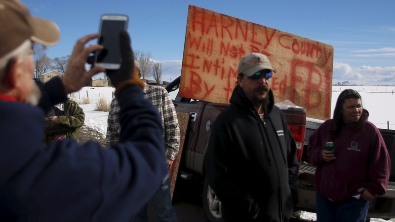 After 41 days, the Oregon standoff is over