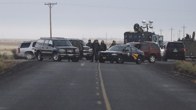 VERBATIM: Last Oregon refuge occupier surrenders