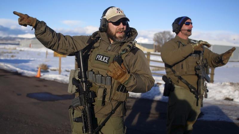 Oregon standoff ends after 41 days