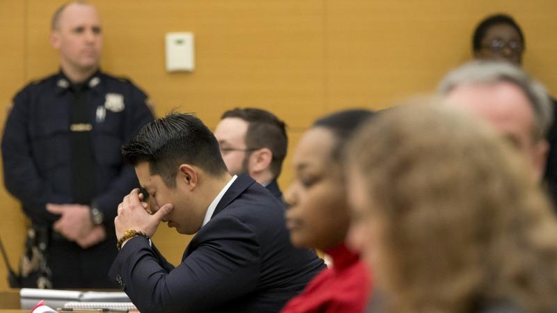 NY cop guilty of shooting unarmed black man