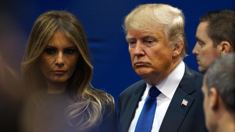 Melania Trump: Socialist Slovenia to First Lady?