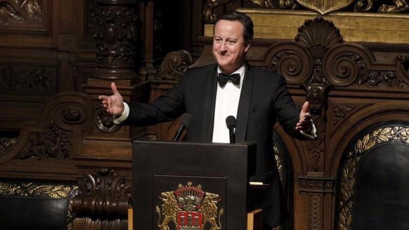 Cameron's last push before EU showdown