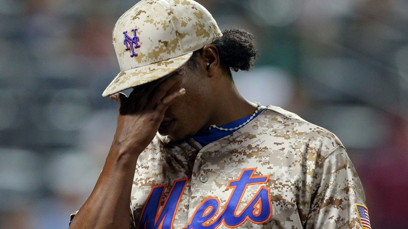 Mets reliever banned for life for doping