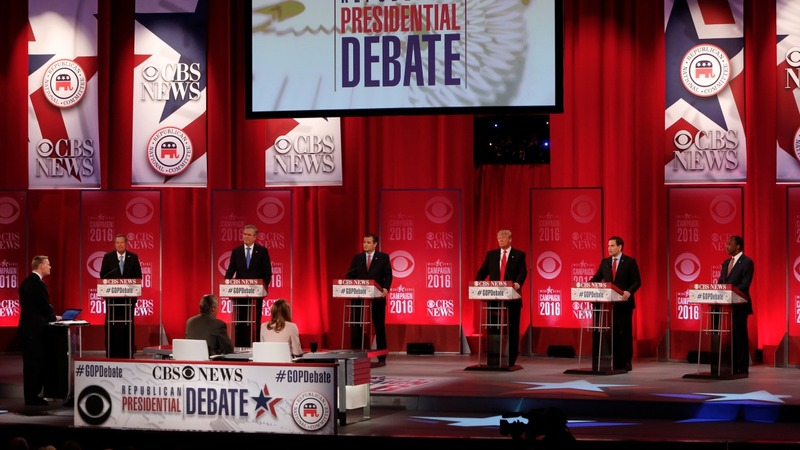 Insults fly at fiery GOP debate