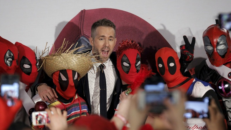 'Deadpool' shatters box office record