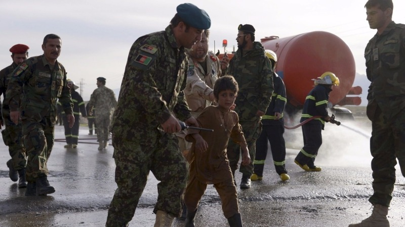 U.N.: Record casualties for Afghan civilians
