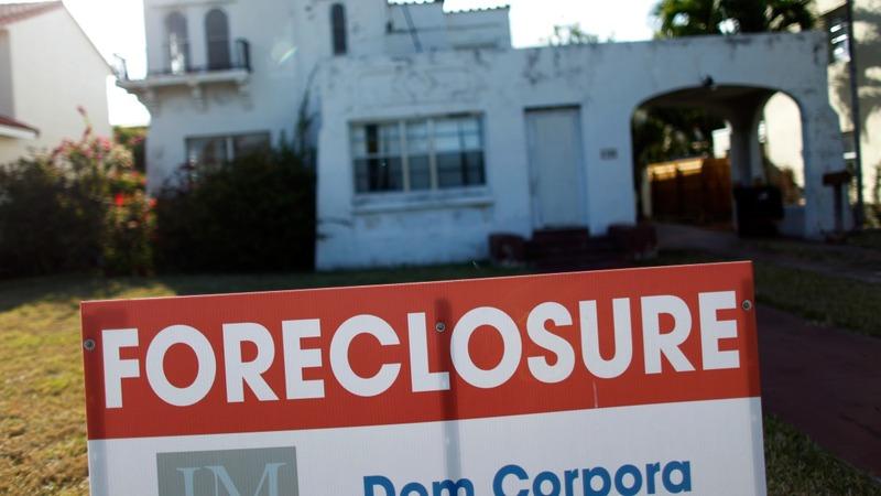 Nevada foreclosures wreak havoc for Dems