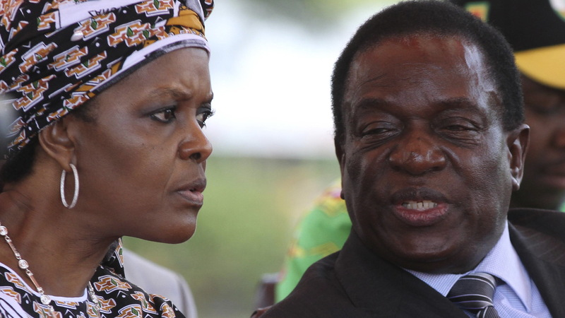 Zimbabwe: Who will replace Mugabe