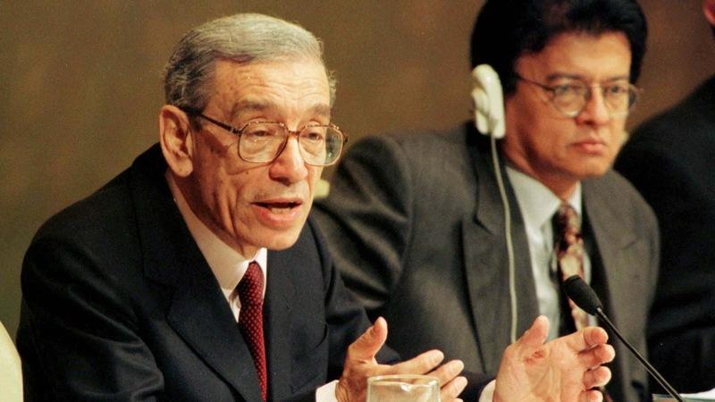 Ex-U.N. Chief Boutros Boutros-Ghali dies