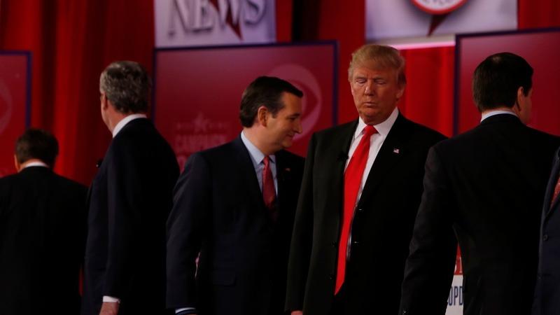 Cruz picks supreme fight with Trump