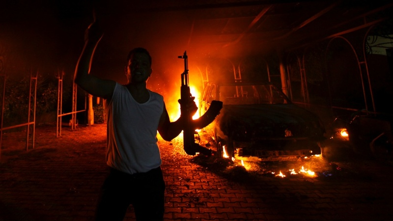 Libya in turmoil five years after Gaddafi